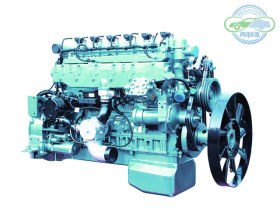 LM-0006-FDJ-0059 中国重汽 国III 天然气系列 整机 发动机